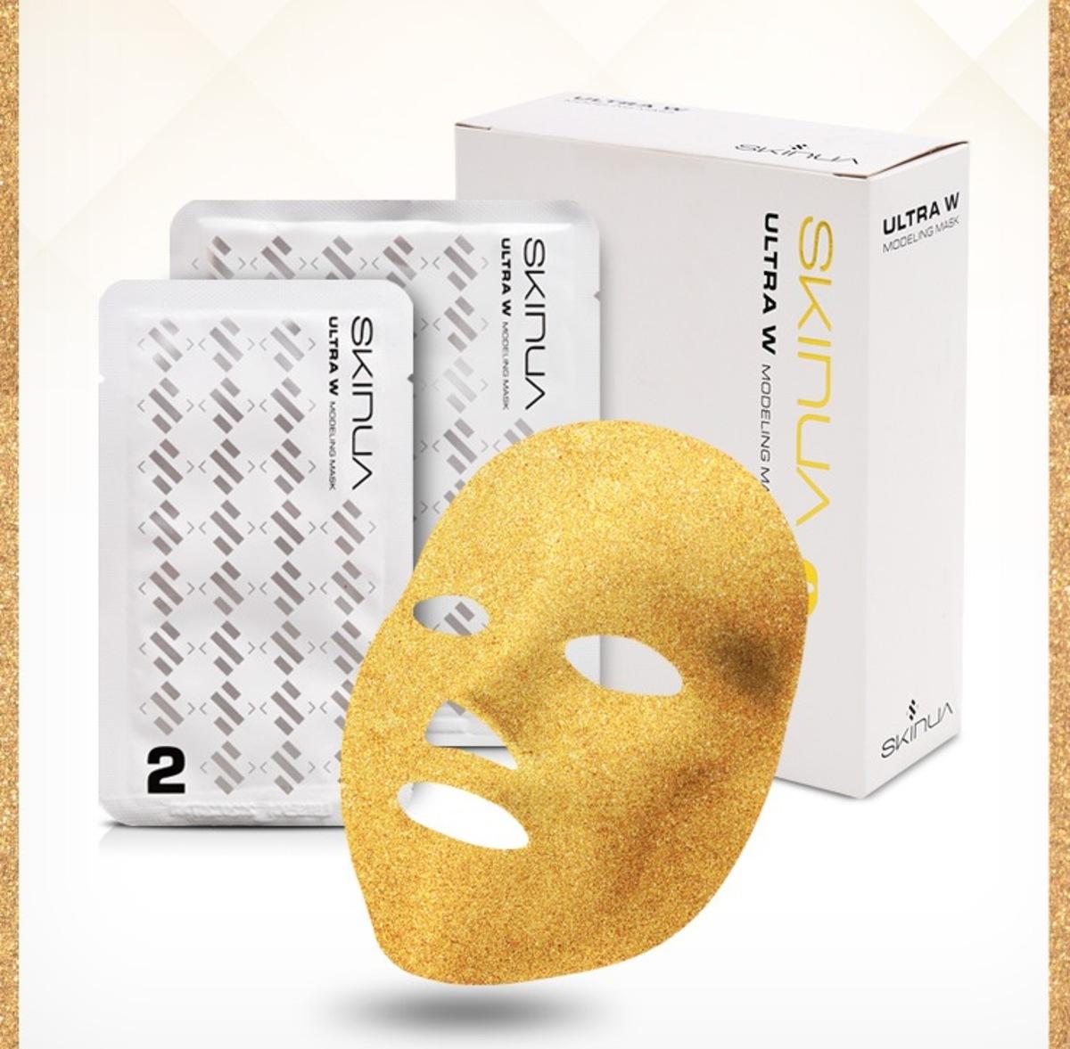 SKINUA ULTRA W Modeling Mask