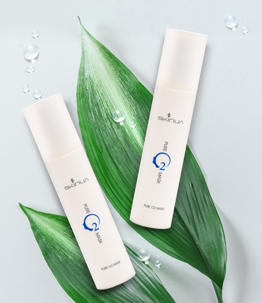 SKINUA PURE O2 MASK