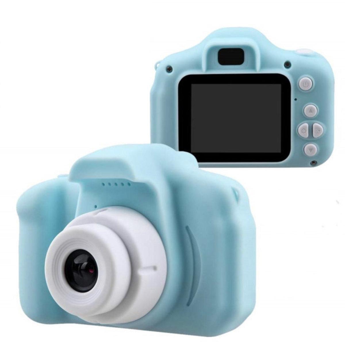 Children's digital camera (Blue)