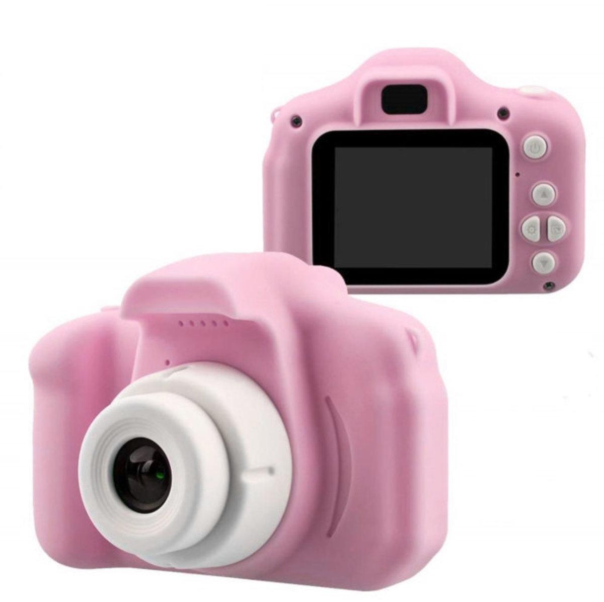 兒童數碼相機 (粉紅)