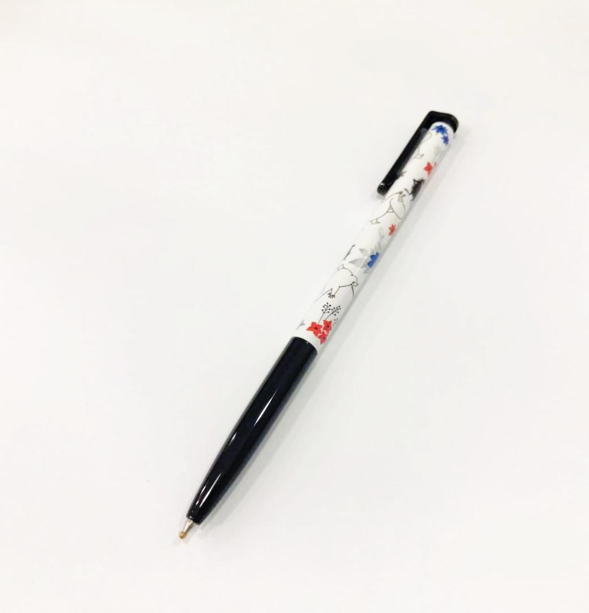 Gel Pen Mu15 AU 纖細原子筆(黑色) 1枝