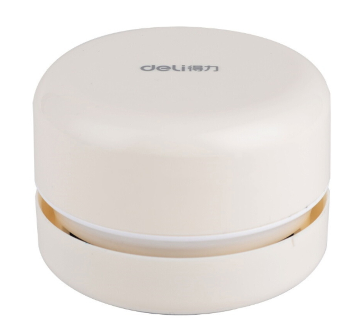 Deli Super Mini Vacuum Cleaner Cream