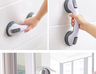 Suction Cup Bathroom Safety Non-Slip Handle