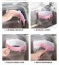 廚房水槽防臭垃圾架 (灰色)