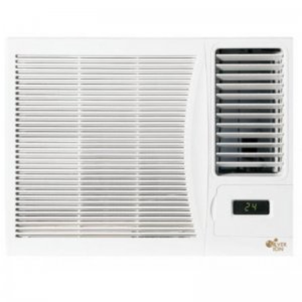 AWA12010R 1.5HP Window Type Air Conditioner with Remote Control  Hong Kong Warranty Genuine Products