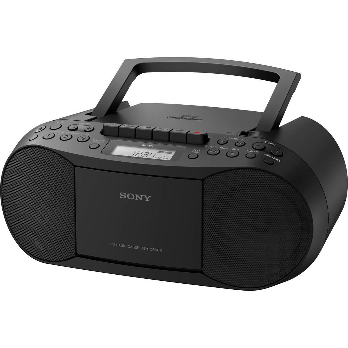 CFD-S70  CD 卡式帶 收音機 三合一 手提音響 香港行貨代理保用