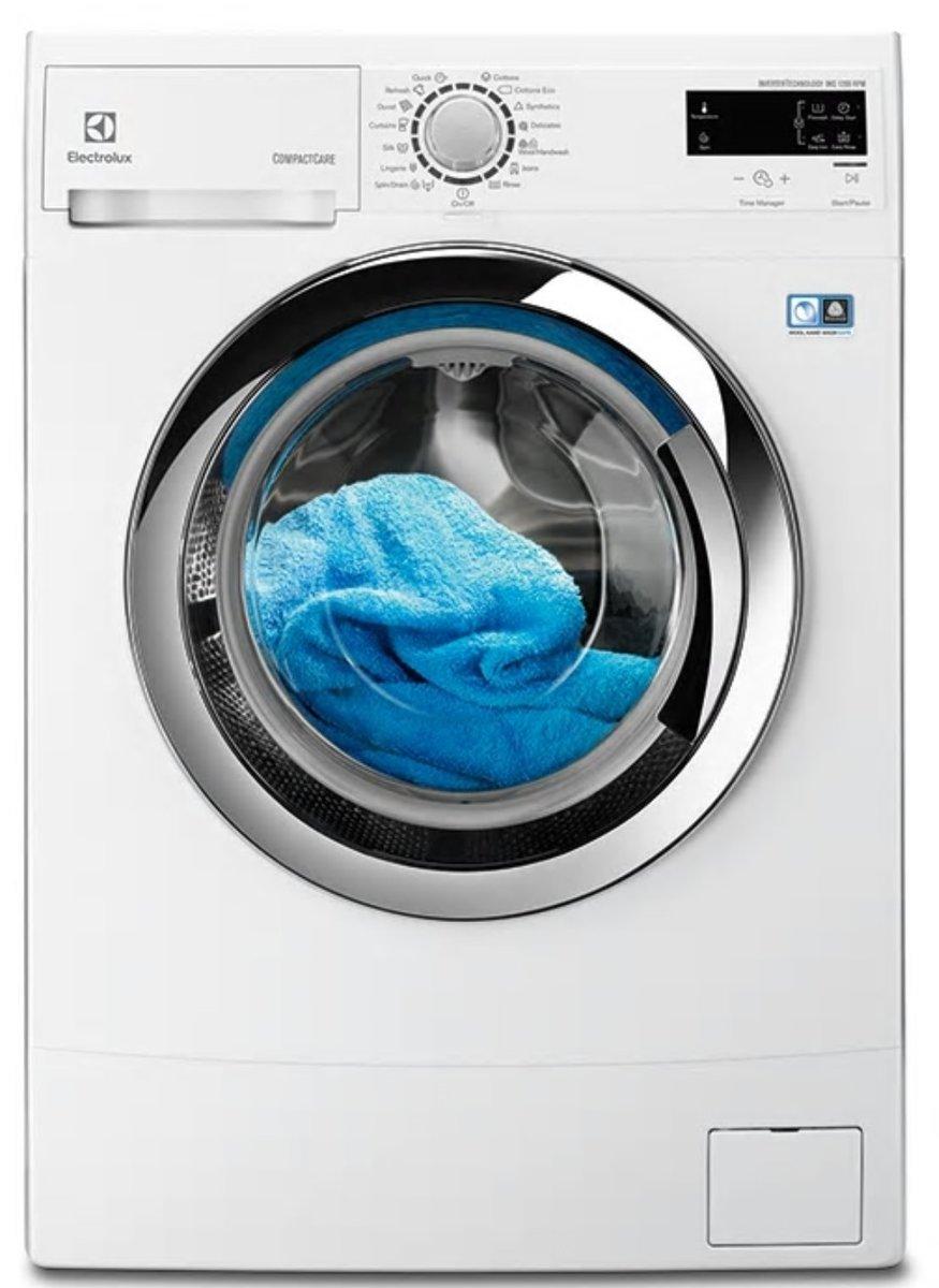 伊萊克斯 – EWS1276CIU  7kg Compact Washing Machine - Hong Kong Warranty