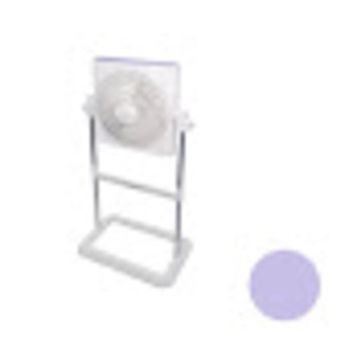 """樂聲 F-30SSH Box Fan (30cm/12"""")  Metallic Lavende Hong Kong Warranty Genuine Products"""
