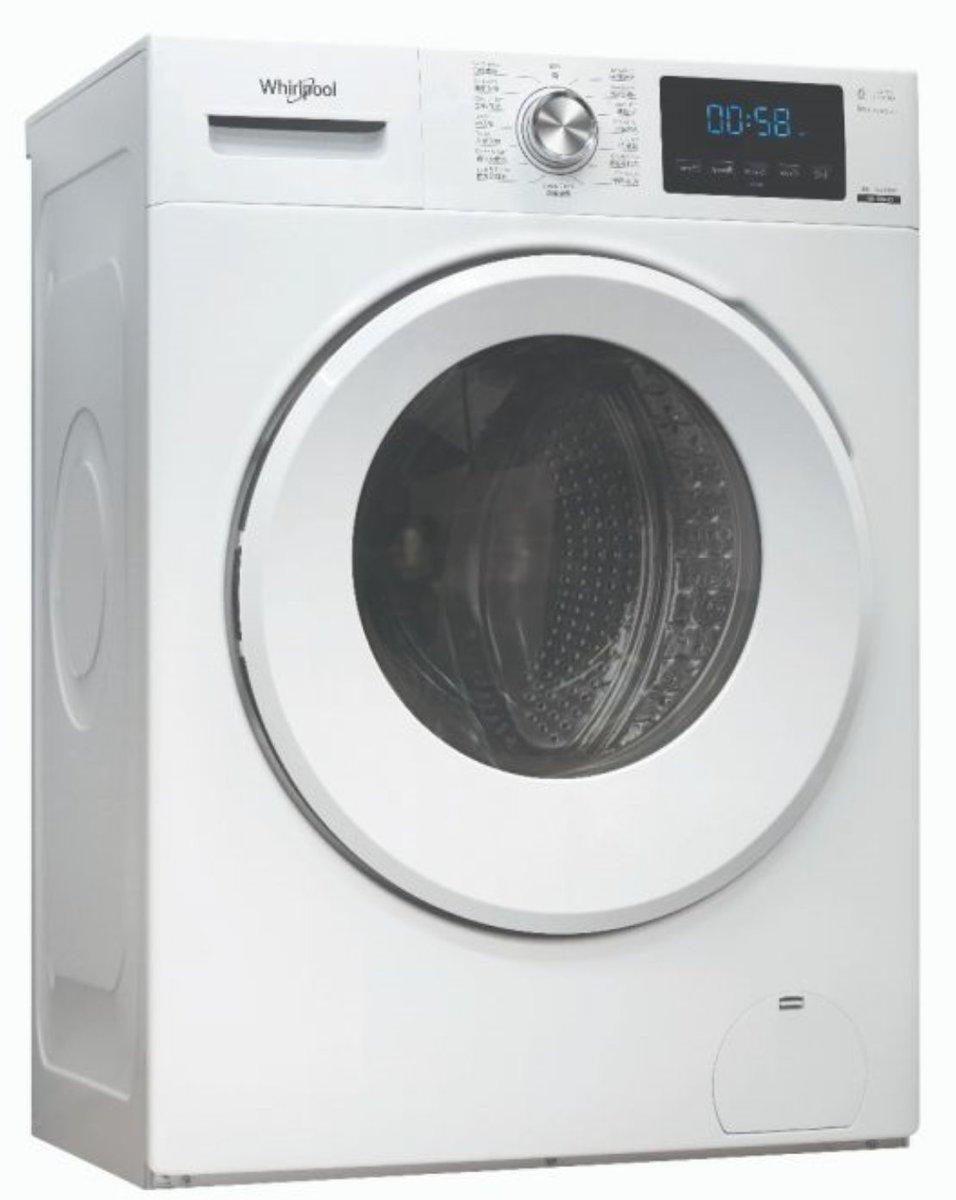 WHIRLPOOL – FRAL80411 / 820 Pure Care 高效潔淨前置滾筒 - 香港行貨