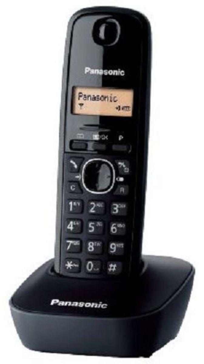 KX-TG1611HK DECT Phone Dark Grey Hong Kong Warranty Genuine Products