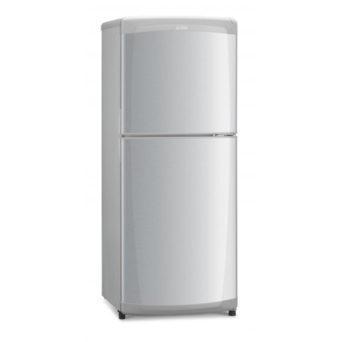 MR-F15E-SL   2 Door Refrigerator 128L