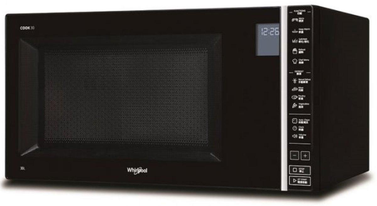 惠而浦  – MS3001B  Microwave Oven 30L / Microwave:900W- Hong Kong Warranty