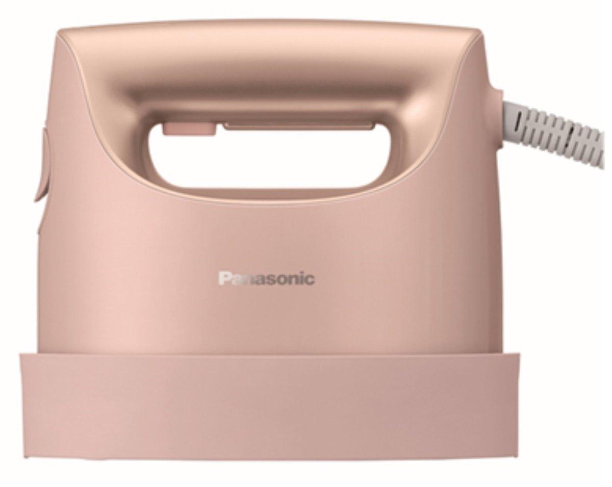 PANASONIC - NI-FS750 掛熨mini (950瓦特) 玫瑰金色 - 香港行貨
