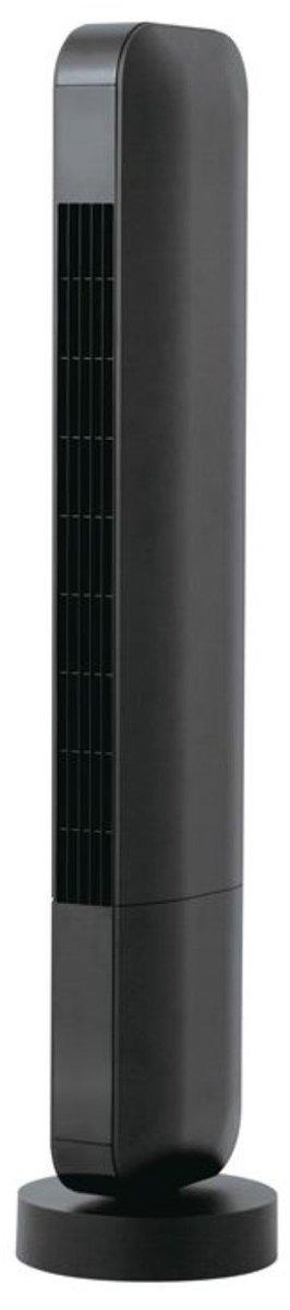 """樂信 - RTF-36KBL DC Tower Fan (Height Around 36"""" / 90cm) BLACK COLOR – Hong Kong Warranty"""