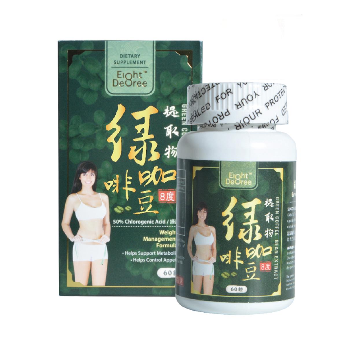 綠咖啡豆提取物