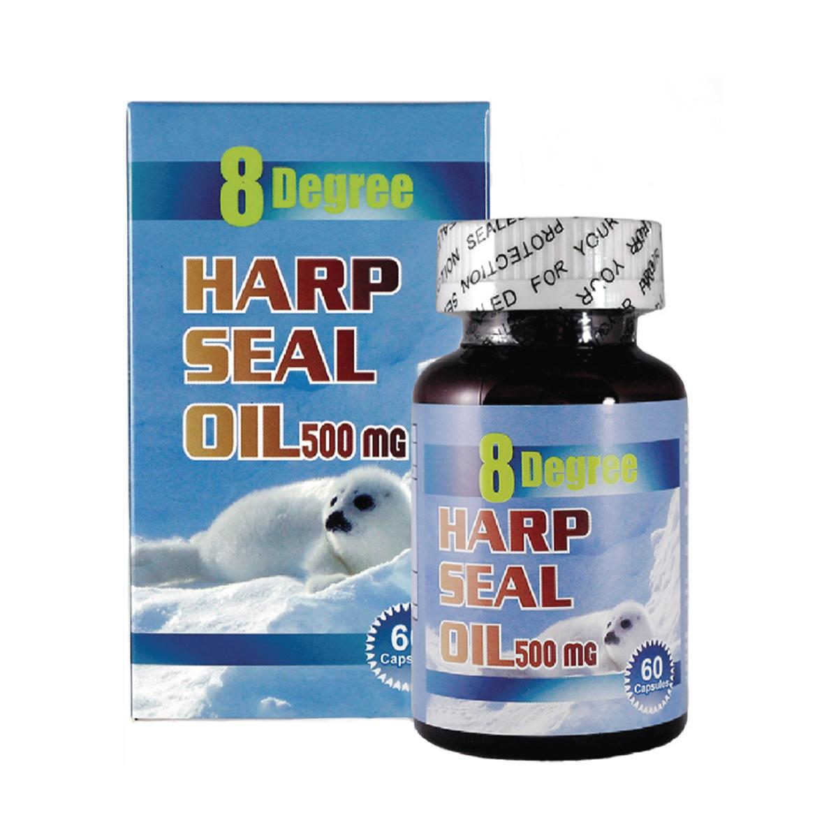 Harp Seal Oil 500mg