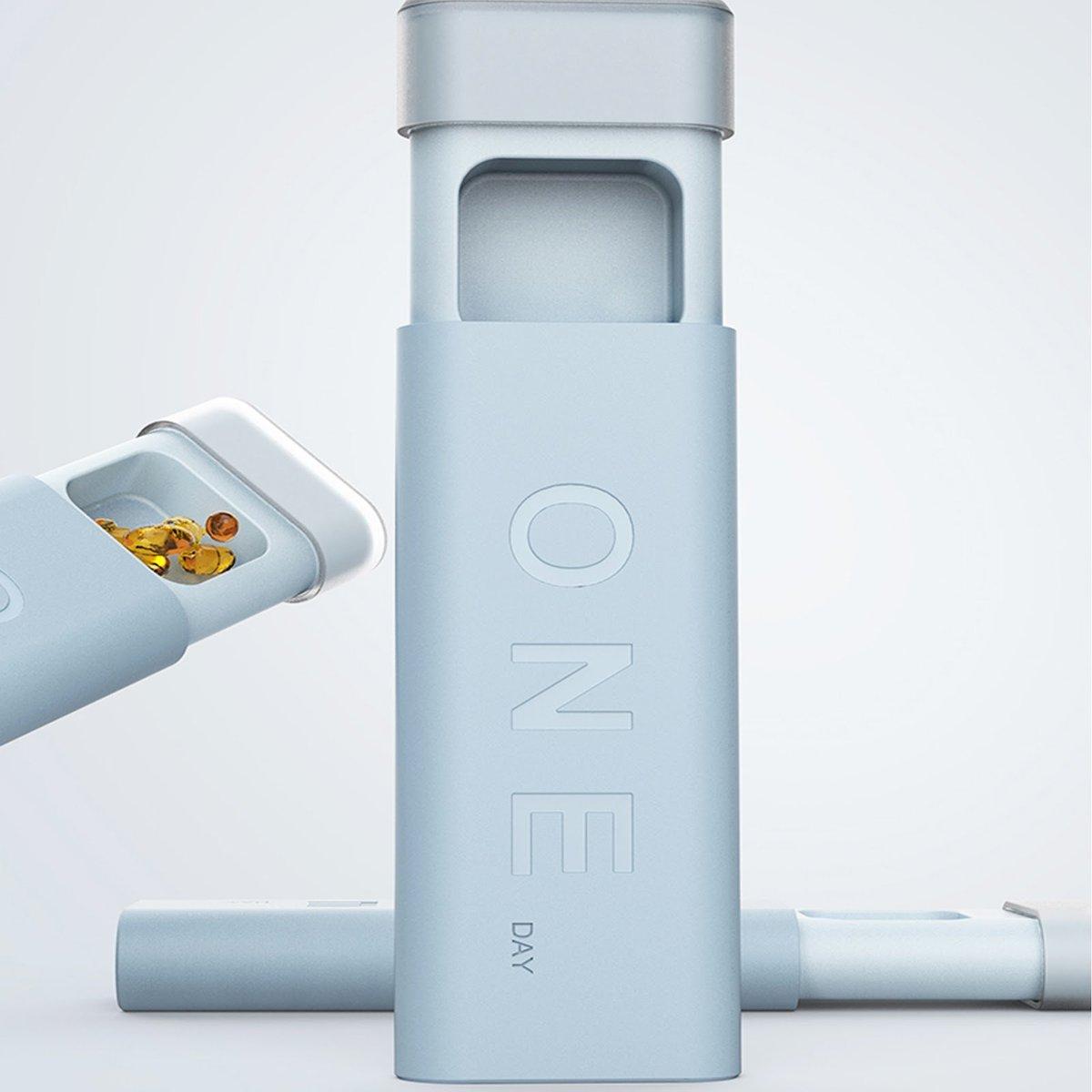 三格藥盒 抽屜式藥丸盒 藥丸膠盒 輕便小巧 送切藥器
