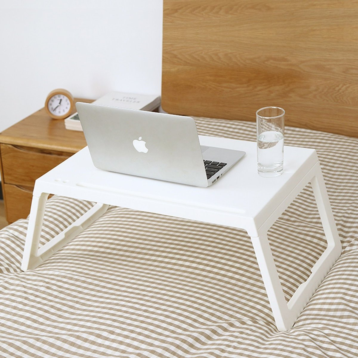 Portable Folding Laptop Notebook Macbook Desk Computer Mobile Table Stand Bed Sofa Tray Holder - 20