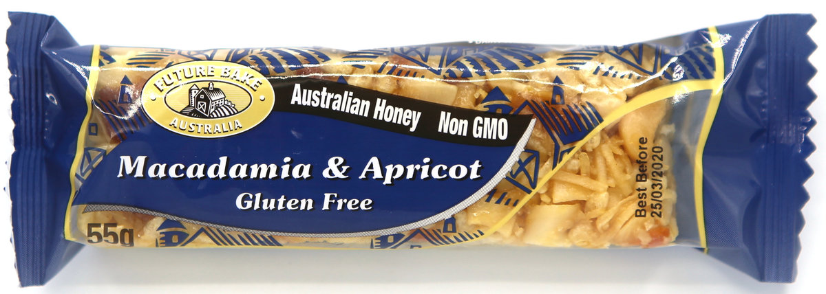 澳洲堅果杏子天然果仁棒