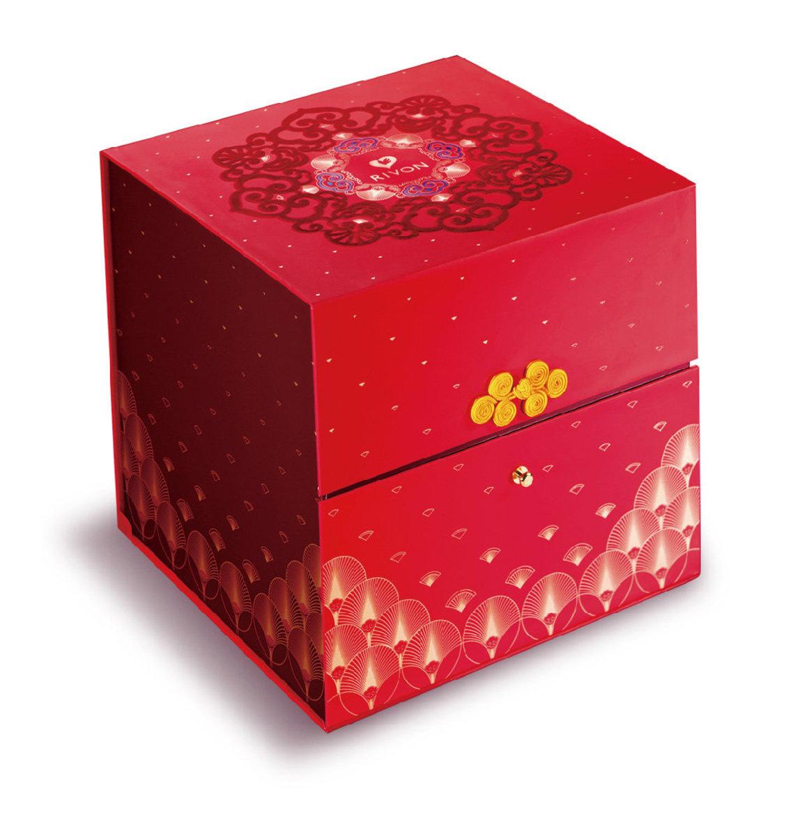 Rivon 禮坊 - 宮庭錦盒曲奇餅