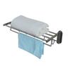 NAILOFREE 免鑽牆 - 可收折式浴巾架 7981