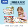 MD-1014-REUSABLE STICKERS-FUN LIFE