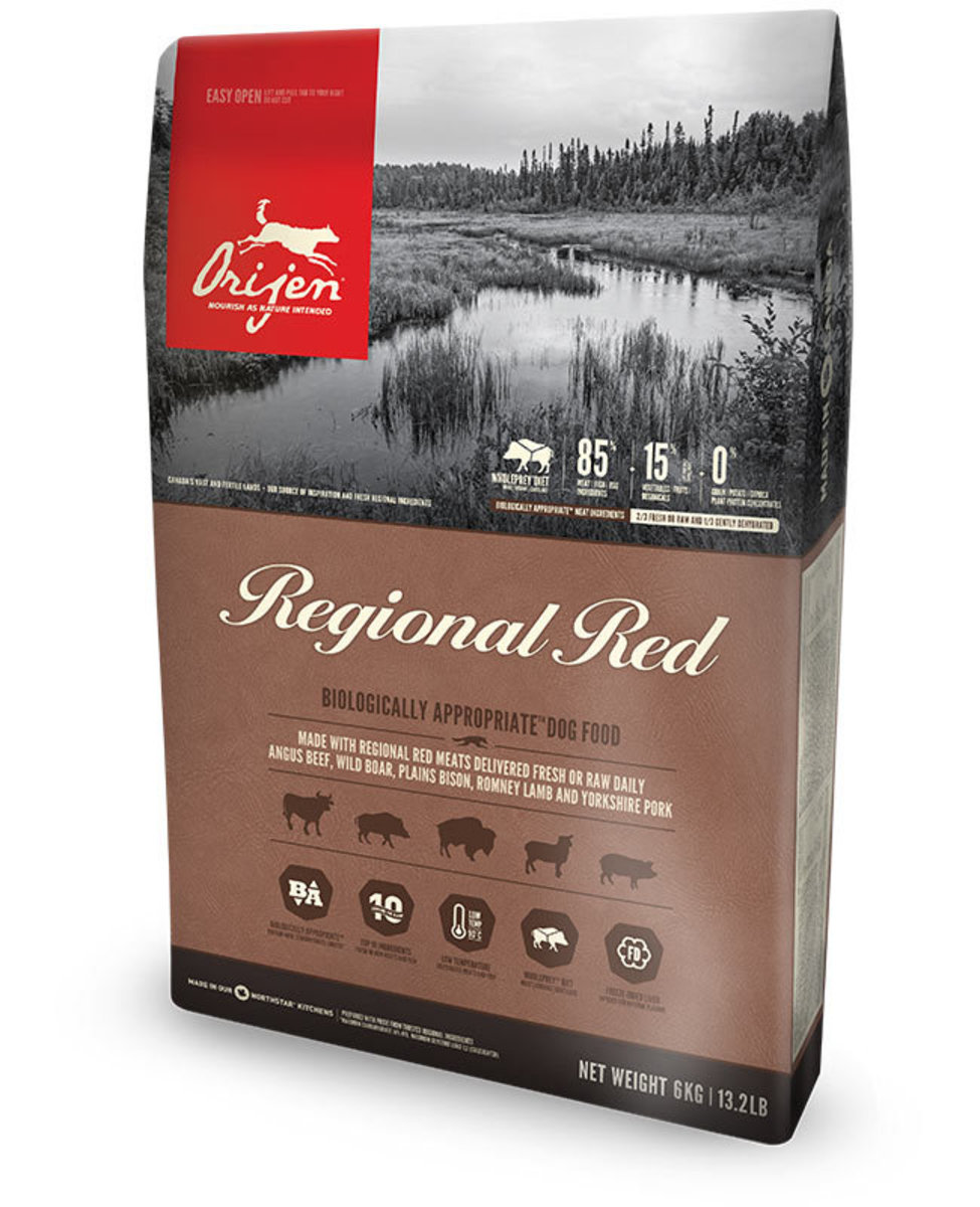 Canada Delivers Regional Red Dog Food 11.4kg (exp:2019/12)