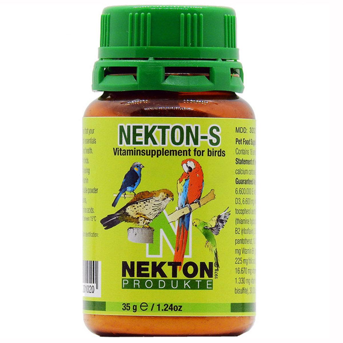 Nekton-S Vitaminsupplement for Birds 35g