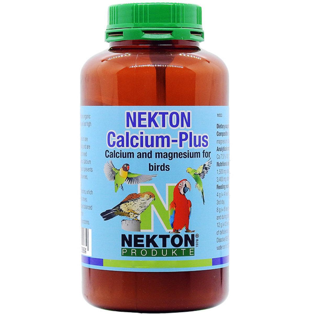 Calcium Plus Calcium and Magnesiumm for Birds 140g