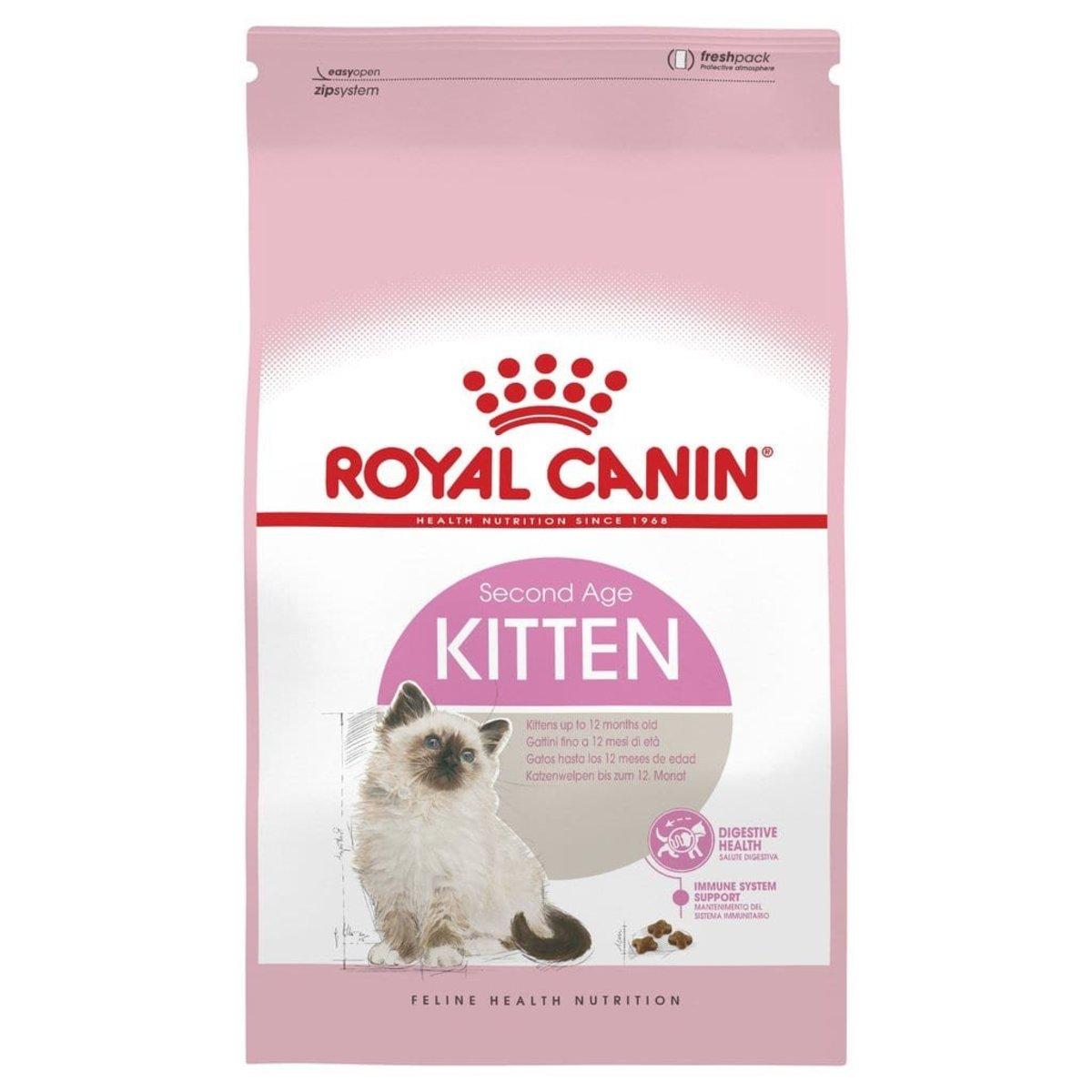 Second Age Kitten K364K 4kg