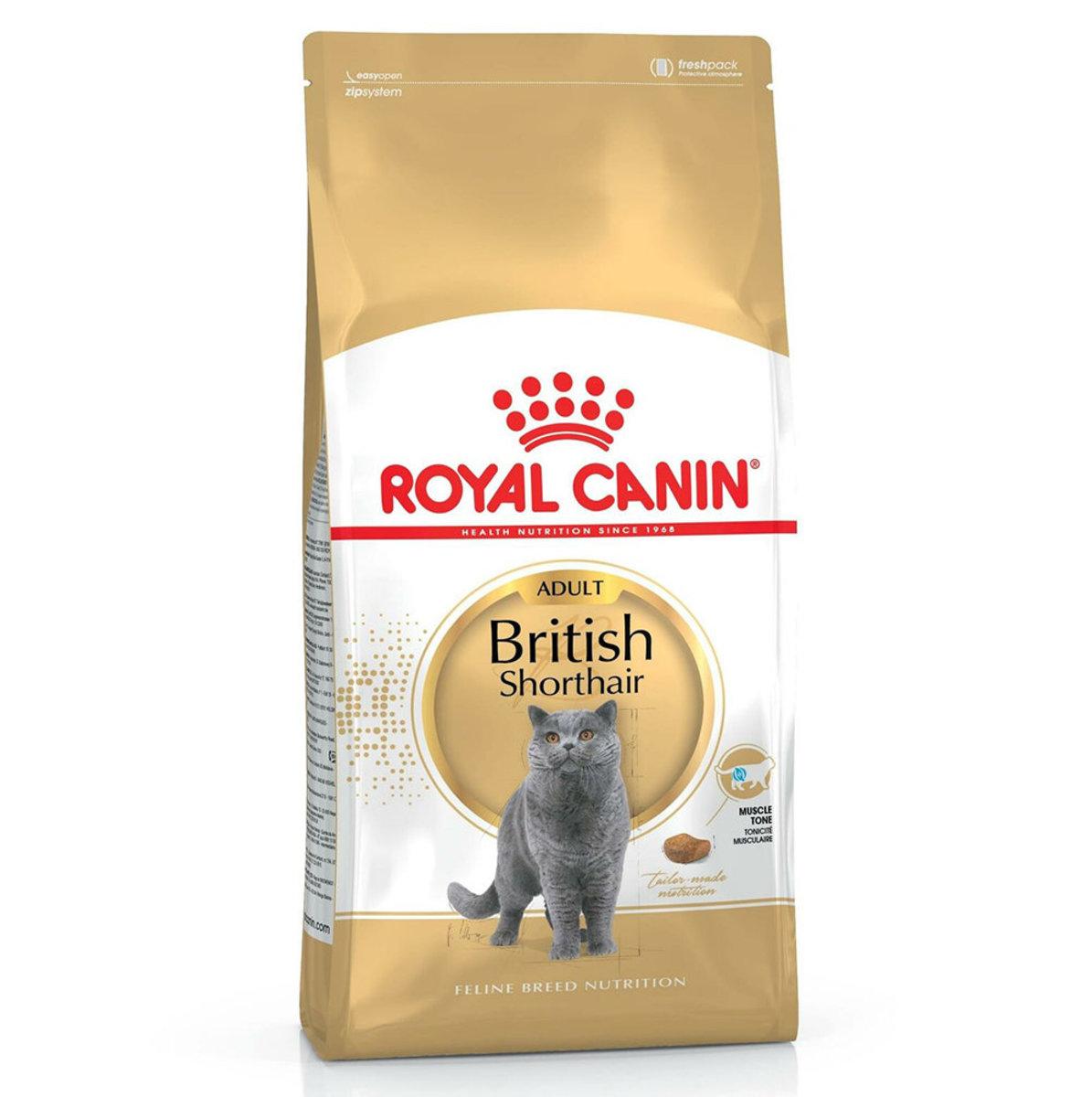 英國短毛配方成貓糧 4kg
