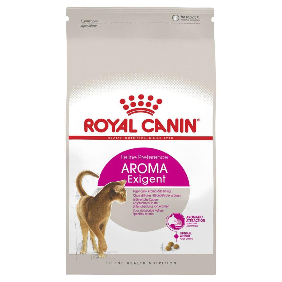Feline Preference Aroma Exigent Dry Adult Cat Food 10kg [exp:2020-11]