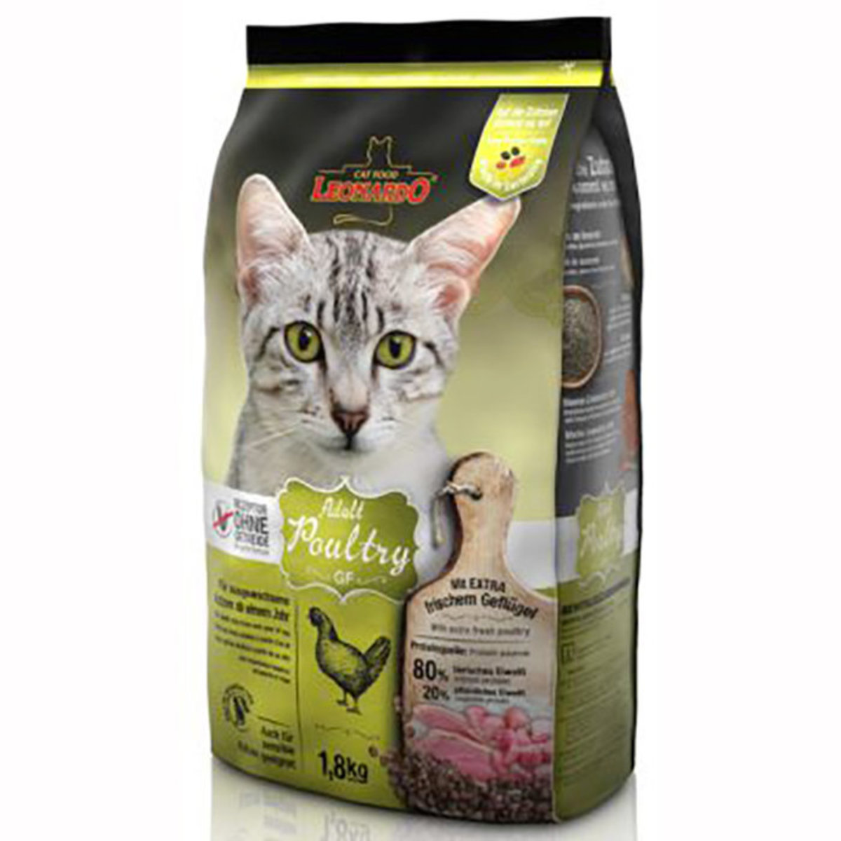 Grain Free Poultry for Adult Cat 1.8kg