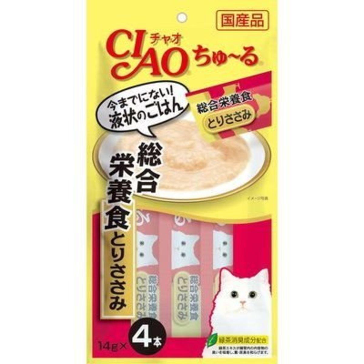 貓貓CIAO醬包-雞肉 14g x4本