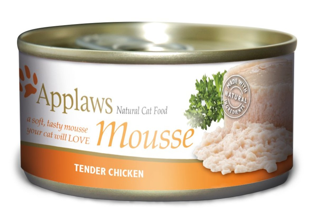 Tender Chicken Mousse For Cat 70g [1051]