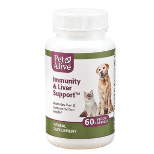 PetAlive 貓狗用修護肝臟補充品 60粒 #增強肝臟免疫力及排毒 60tabs