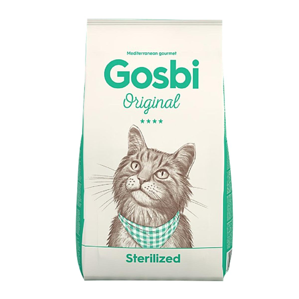 Cat Original Sterilized - 3kg