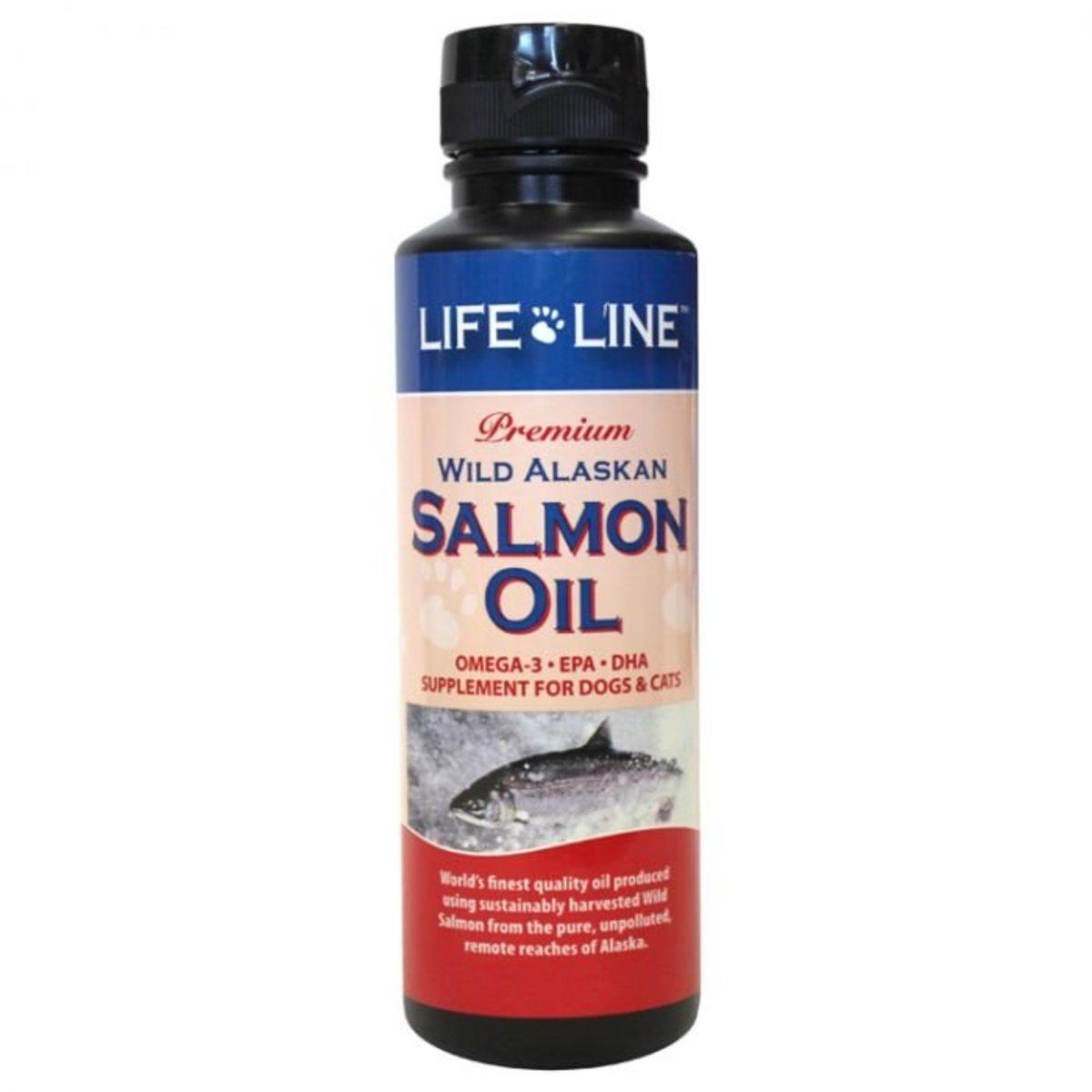 阿拉斯加野生三文魚油 250ml