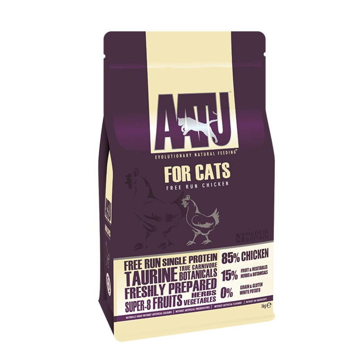 防敏放養雞肉天然貓糧 3kg
