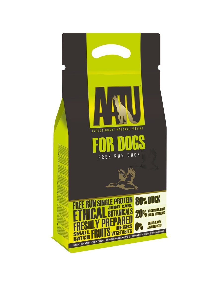 Dog Dry Food Low-Sensitivity Stocking Duck Natural 1.5kg [111930]
