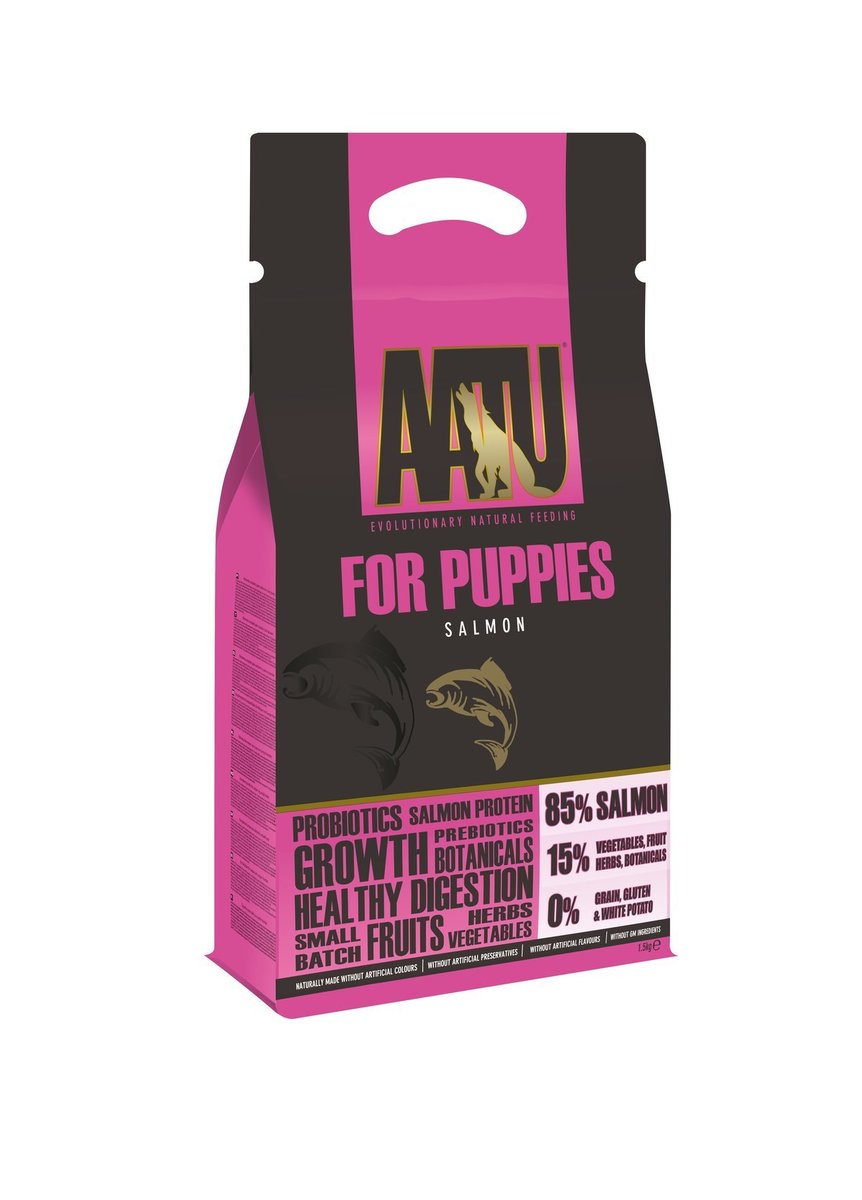 Puppies Dry Food Anti-Allergic Salmon Formula 5kg [113057]