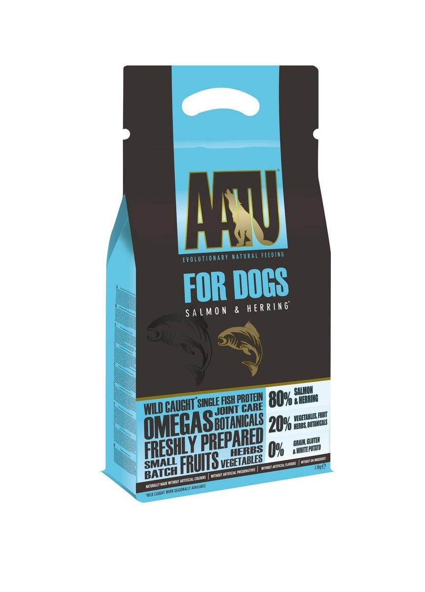 Dog Dry Food Anti-Allergic Wild Salmon 5kg [111916]