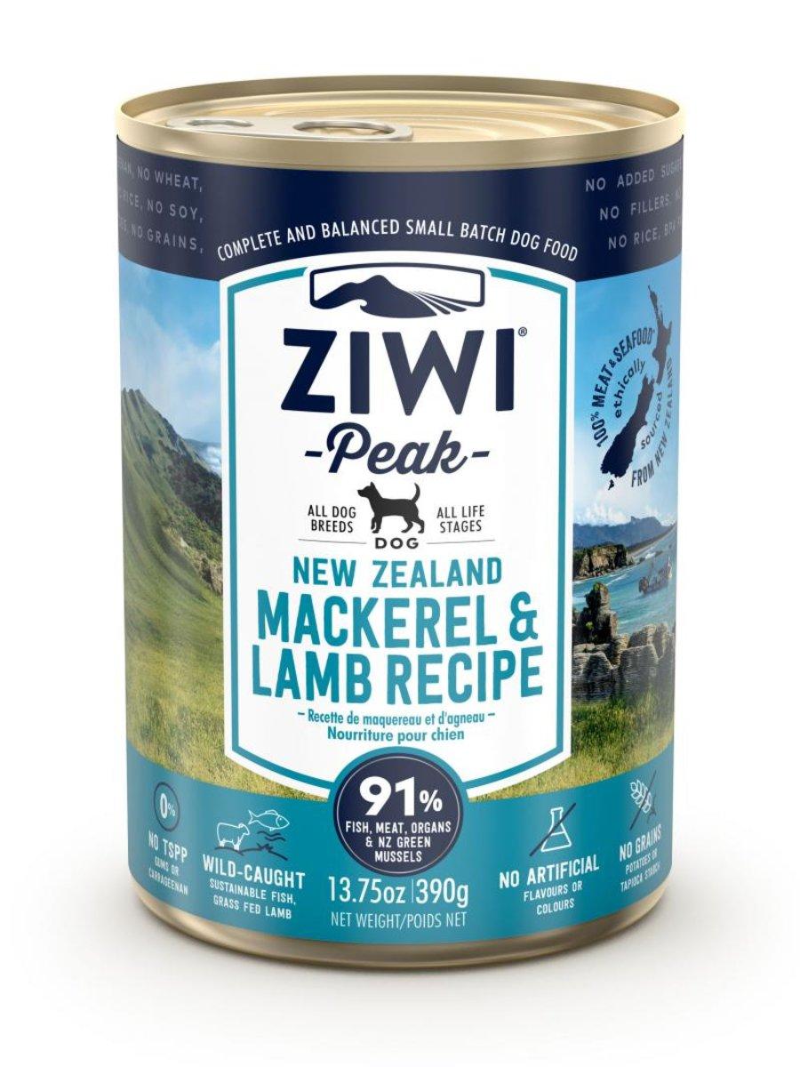 Wet Mackerel & Lamb Recipe for Dogs 390g [594283]