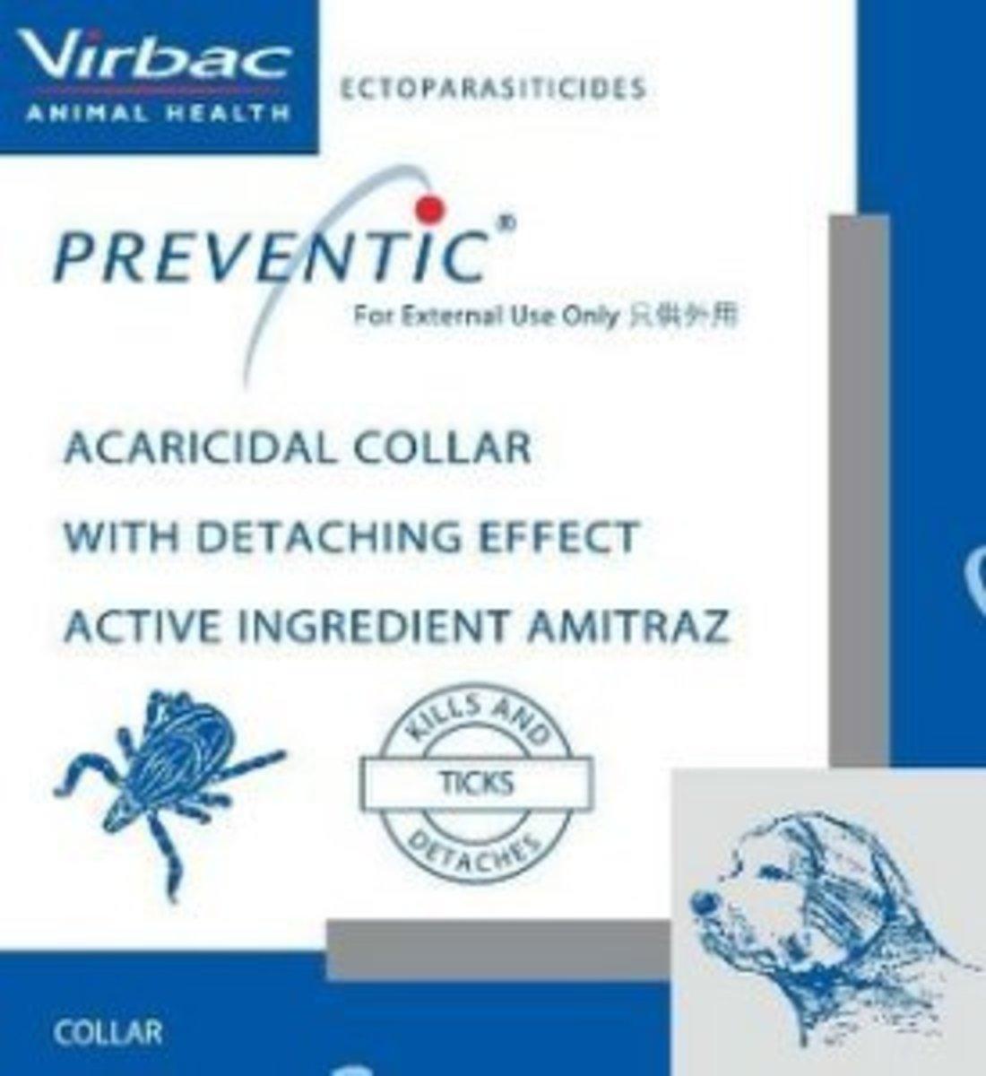 Virbac Preventic Dog Collar [exp:2021-04]