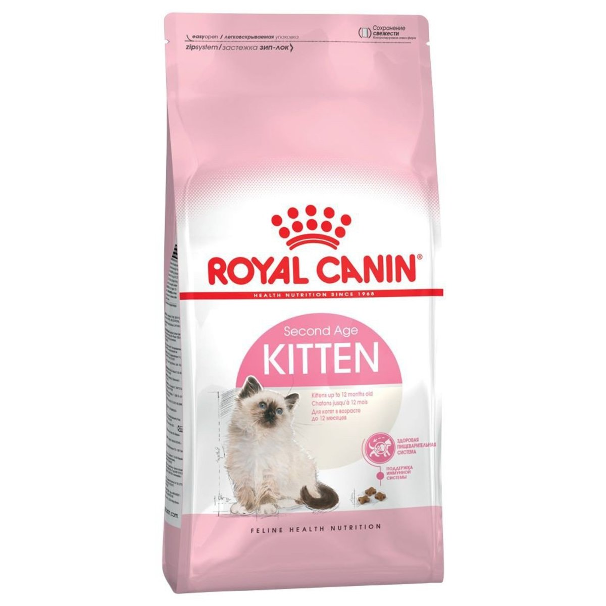 幼貓貓糧配方 4kg [702447]