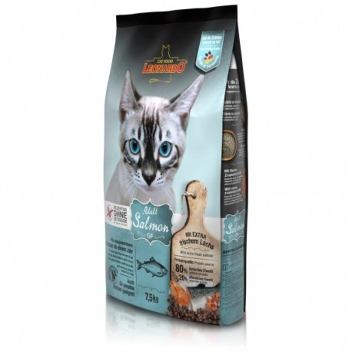 Grain-Free Adult Salmon  For Cats 7.5kg