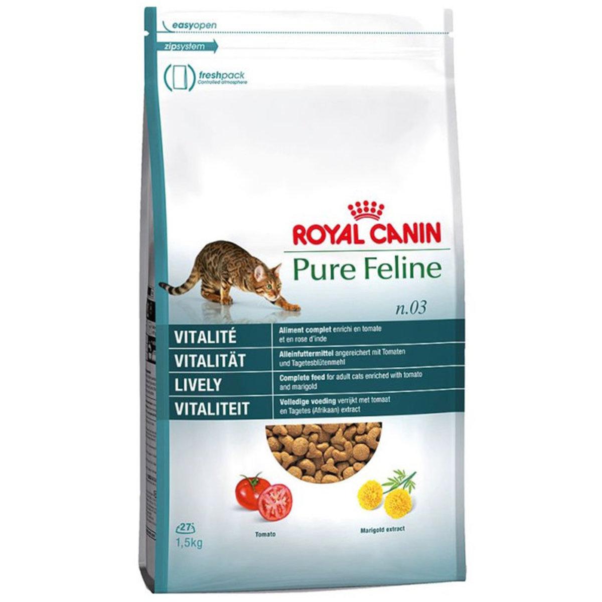 金盞花貓糧配方 3kg