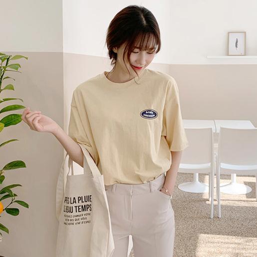 印字短袖T恤