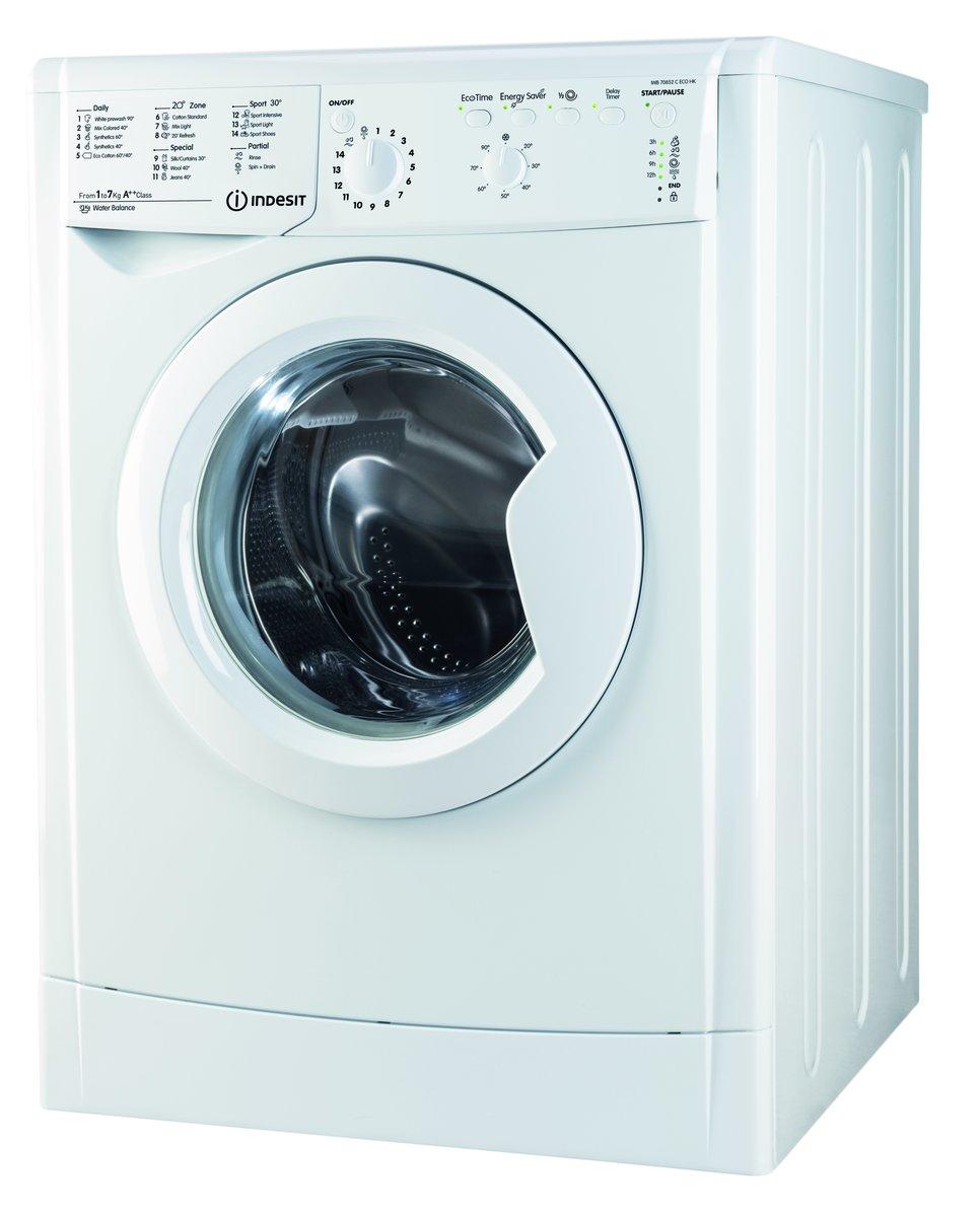 IWB70852CECO - (陳列品) 前置滾桶式洗衣機, 7公斤, 800轉/分鐘