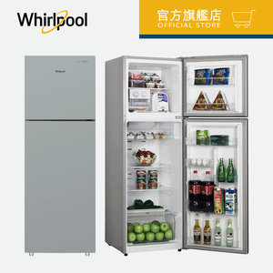 惠而浦 WF2T254RPS - 雙門雪櫃, 上置式急凍室, 251公升, 右門鉸
